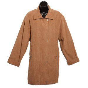 ⭐NWT⭐  JUNGE Women's Spring Trench Coat